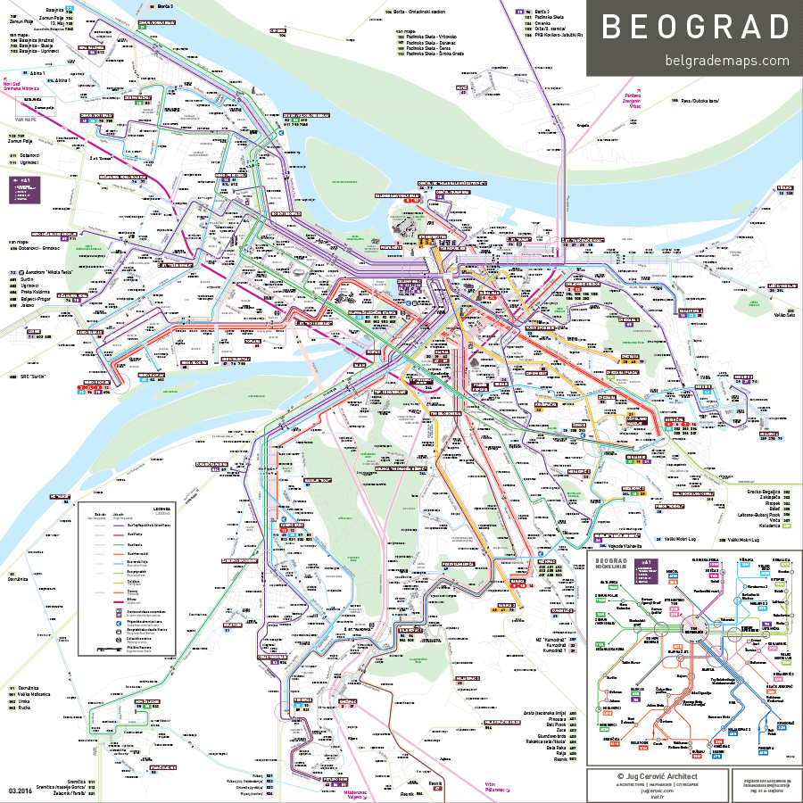 gsp mapa beograda Public transport   Info Media GroupInfo Media Group gsp mapa beograda